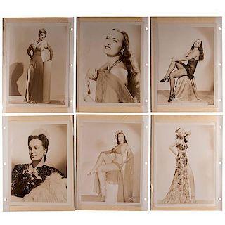 """Archive of the """"Eiffel Eyeful,"""" Burlesque Star Lois De Fee"""