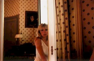 Nan Goldin, (American, b. 1953), At Nan's April 2006, 2006, Untitled (Joey in Bed) and Untitled (Joey in Mirror)