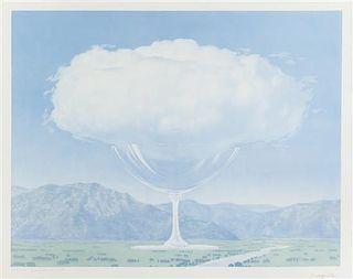 Rene Magritte, (Belgian, 1898-1967), La corde sensible, 1960