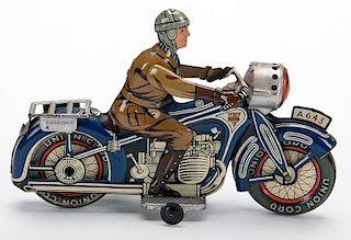 Arnold Civilian Motorcycle
