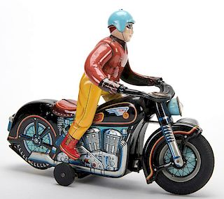 Atom Motorcycle