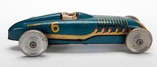 Bugatti 6 Race Car