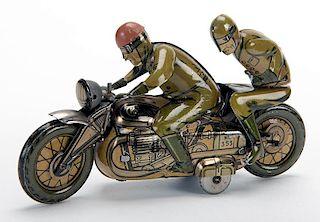 Kellerman Racing Motorcycle