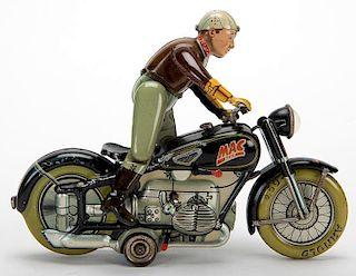 Mac 700 Daredevil Motorcycle