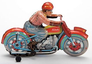 Plaid Racer #15
