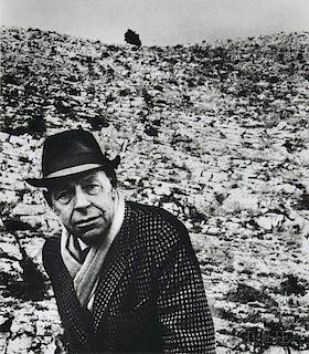 Bill Brandt (British, 1904-1983)      Jean Dubuffet