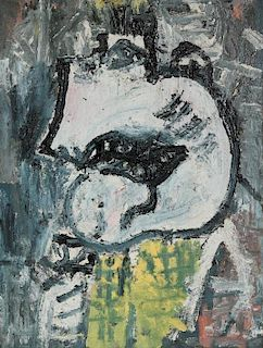 Joash Woodrow British Modernist Painting