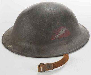 WWI Steel Helmet