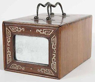 Hardwood Cosmetics Box
