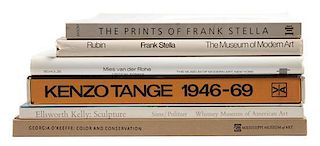 * A Collection of Six Art Reference Books