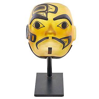PRESTON SINGLETARY Glass mask