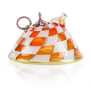 RICHARD MARQUIS Glass teapot