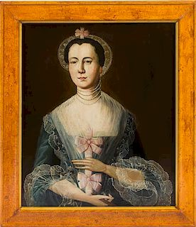 Artist Unknown, (18th/19th Century), Portrait of a Lady
