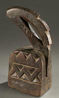 West African avian sculpture, 20th c.
