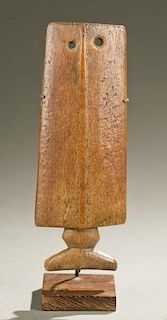 Lobi ivory pendant, 19th / 20th century.