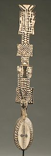 Burkina Faso plank mask, 20th c.