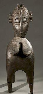 Baga style Nimba shoulder mask, 20th c.