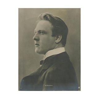 Feodor Chaliapin, Russian Opera Singer, 1900's