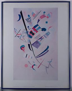 "Wassily Kandinsky ""Untitled No. 629"" Print"