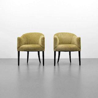Edward Wormley  '4518' Arm Chairs