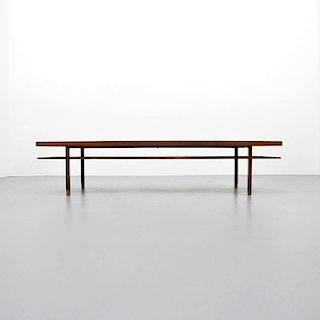 Harvey Probber Coffee Table/Bench