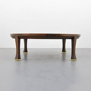 Large Michael Taylor Coffee Table