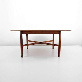 Large Florence Knoll Dining Table