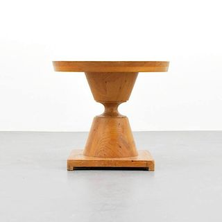 Wormy Chestnut Side/End Table