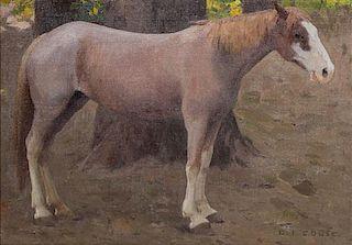 Eanger Irving Couse, (American, 1866-1936), Klikitat Pony