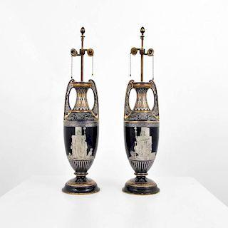 Grosfeld House Lamps