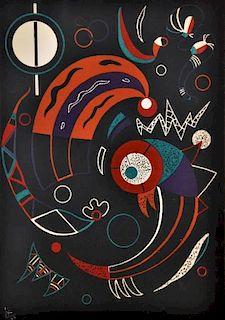 Wassily Kandinsky Lithographs
