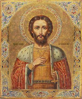 Fine Antique Russian Icon