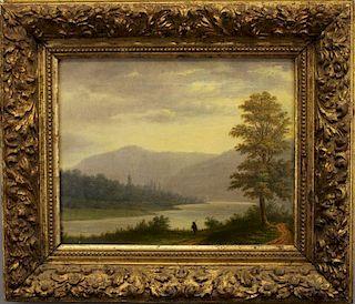 George Harvey (1800 - 1878) Catskills NY