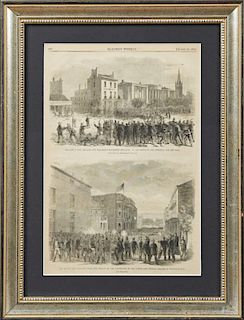 """The Riot in New Orleans - Siege and Assault of th"