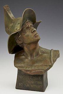 "Richard Aurili (1834-1914), ""Ave Caesar Morituri T"