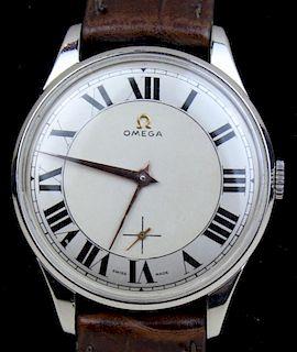 Vintage Omega men's watch.
