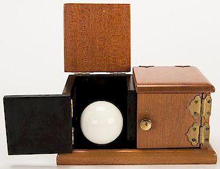 Billiard Ball Box