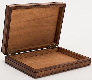 Jumbo Lock Flap Card Box