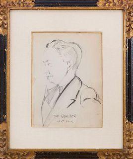 FRANZ KLINE (1910-1962): JIMMY