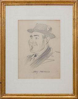 FRANZ KLINE (1910-1962): NELLIE; AND JIMMY FREHOLD