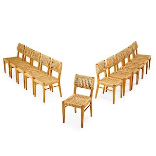 AUDOUX AND MINET VIBO VESOUL DINING CHAIRS