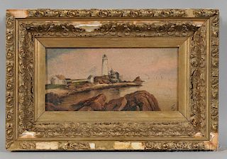 Frederick W. Smith (Maine/Massachusetts, b. 1885)      Boston Light
