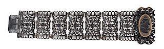 * A Berlin Ironworks Bracelet, 30.20 dwts.