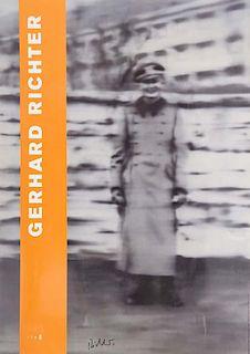 Richter, Gerhard Onkel Rudi. Ausstellungsplakat fü