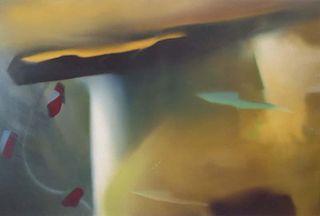 Richter, Gerhard Abstraktes Bild. 1991. Farboffset