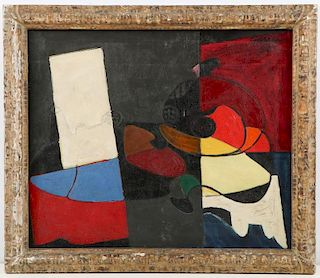 John Graham (1886-1961) Abstract Painting, 1932