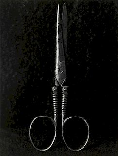 "Dick Kagan (20th c.) ""Scissors"" Photograph"
