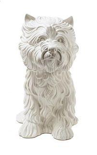 Jeff Koons, (American, b. 1955), Puppy Vase, 1998