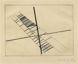 Laszlo Moholy-Nagy, (Hungarian, 1895-1946), Komposition, 1923