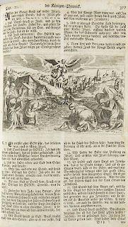 Catholische Bibel, Das ist die ganze Heilige Schrift alten und neuen Testaments, Nach der uralten gemeinen Lateinischen und v